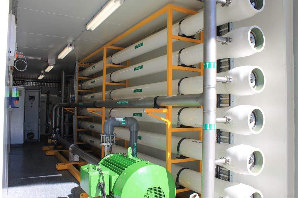 MAK Water - Sea Water Reverse Osmosis (SWRO) Plant