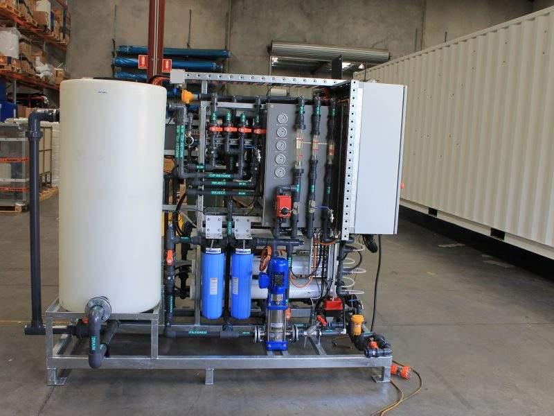 Sterilisation Water For Hospital Mak Water
